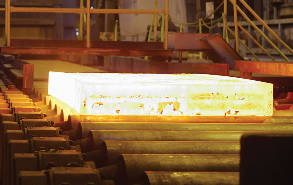 Steel Mill Cooling Fan Drive