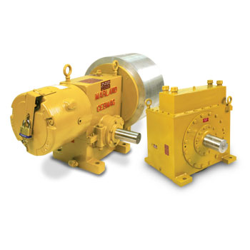 Marland CEBMAG Backstop and CECON Clutch